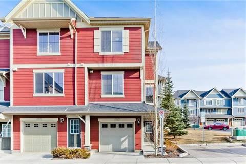 Townhouse for sale at 125 Panatella Wy Northwest Unit 1917 Calgary Alberta - MLS: C4256108