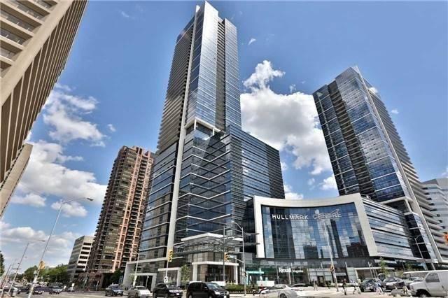 Hullmark Centre Ⅱ Condos at 5 Sheppard Avenue E, Toronto