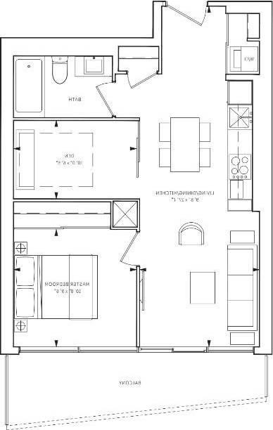 Apartment for rent at 85 Wood St Unit 1918 Toronto Ontario - MLS: C4461451