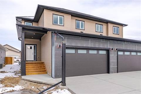Townhouse for sale at 1918 High Park Circ Northwest High River Alberta - MLS: C4289514