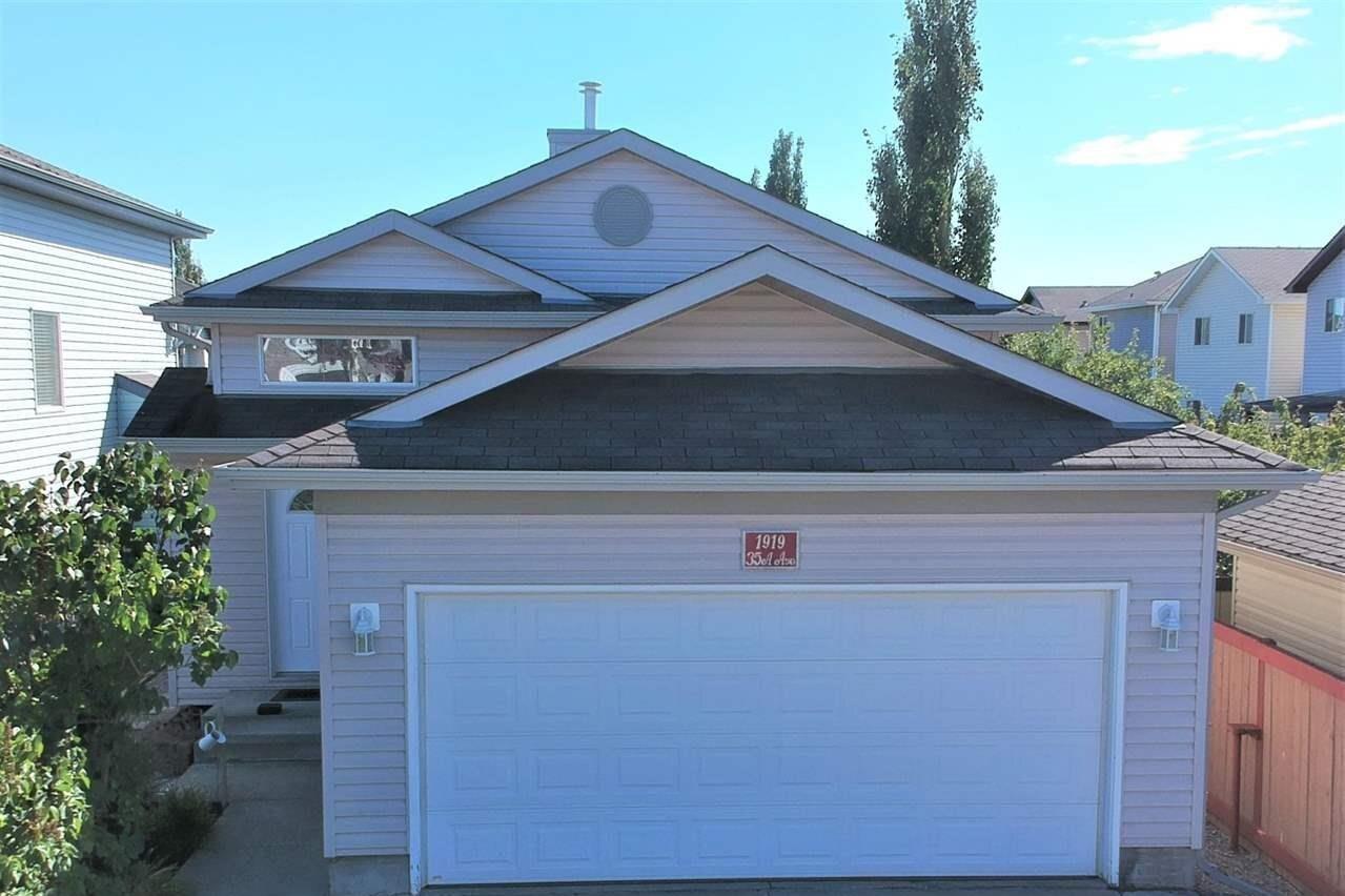 House for sale at 1919 35a Av NW Edmonton Alberta - MLS: E4214743