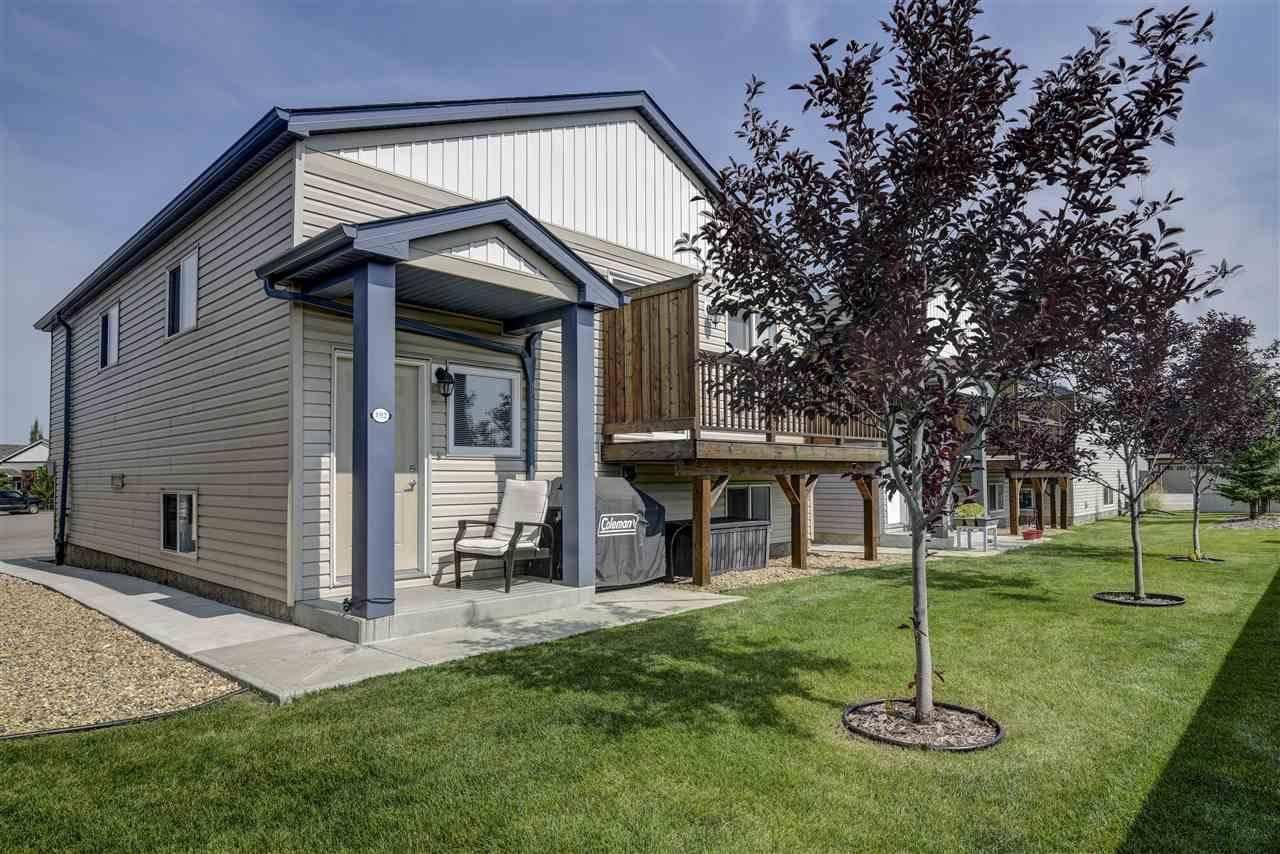 Townhouse for sale at 142 Selkirk Pl Unit 192 Leduc Alberta - MLS: E4169145