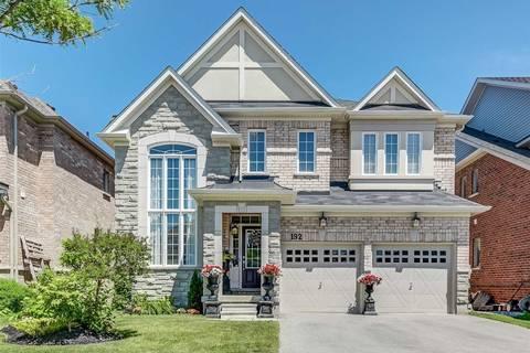 House for sale at 192 Aishford Rd Bradford West Gwillimbury Ontario - MLS: N4602919