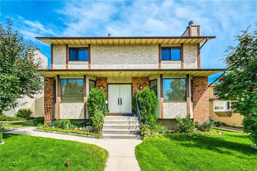 House for sale at 192 Edgepark Blvd Nw Edgemont, Calgary Alberta - MLS: C4265076