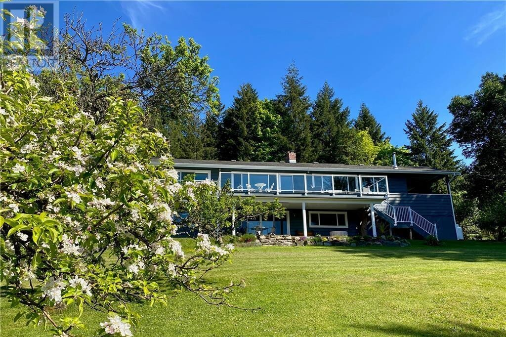 House for sale at 192 Mt. Erskine Dr Salt Spring Island British Columbia - MLS: 424621