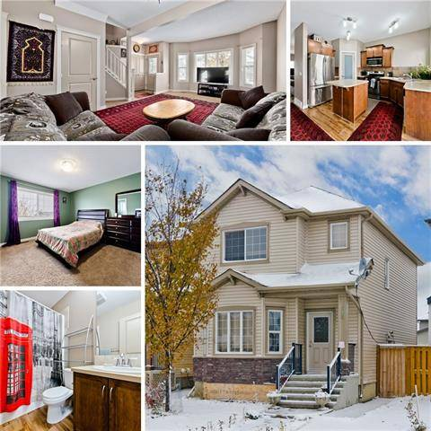 House for sale at 192 Saddlebrook Circ Northeast Calgary Alberta - MLS: C4282089