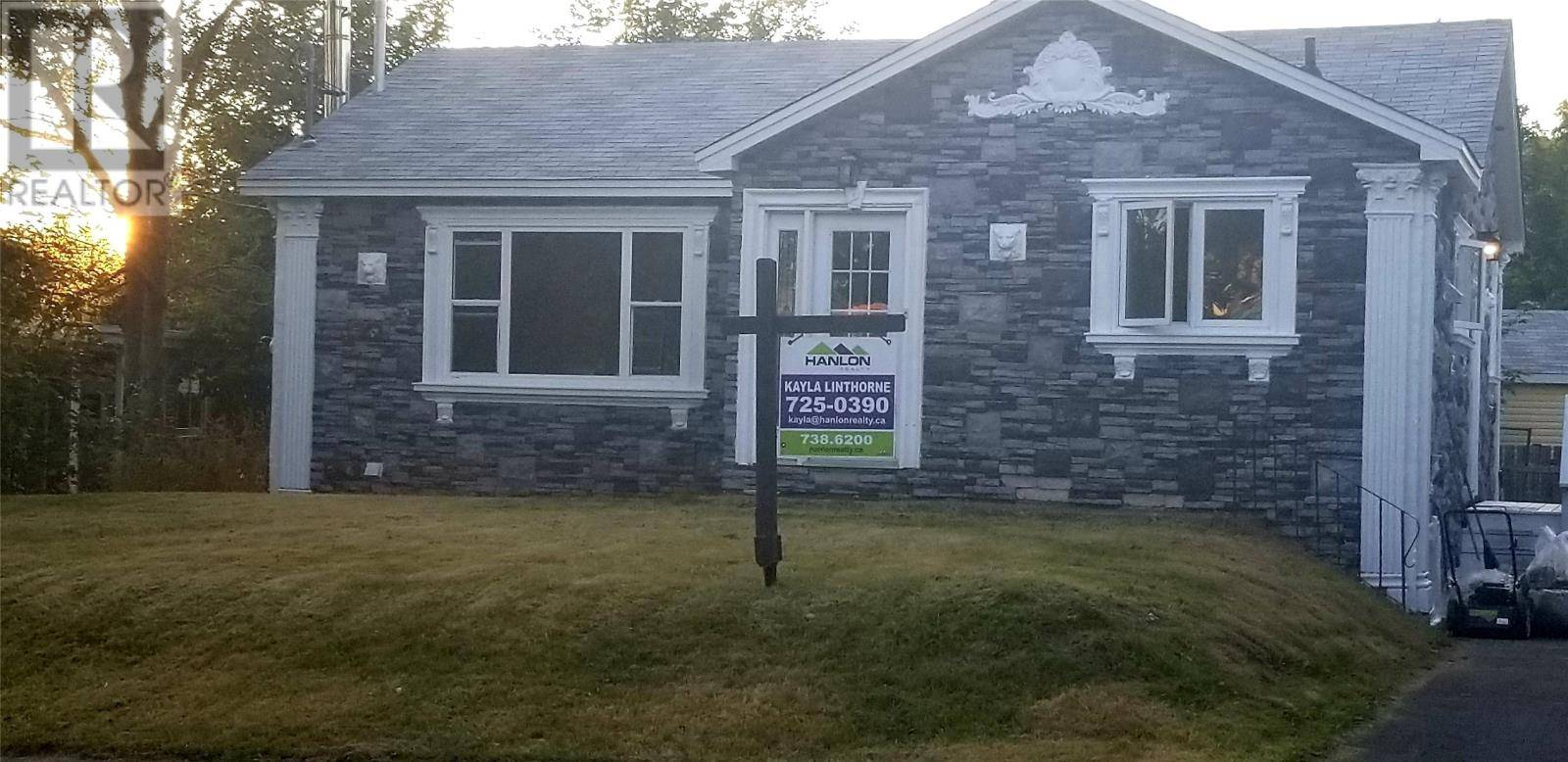 House for sale at 192 University Ave St. John's Newfoundland - MLS: 1200854