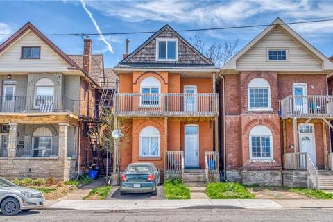 Townhouse for sale at 192 Wellington St N Hamilton Ontario - MLS: H4054692