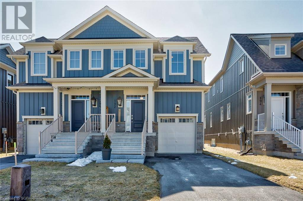 Home for sale at 192 Yellow Birch Cres The Blue Mountains Ontario - MLS: 252607