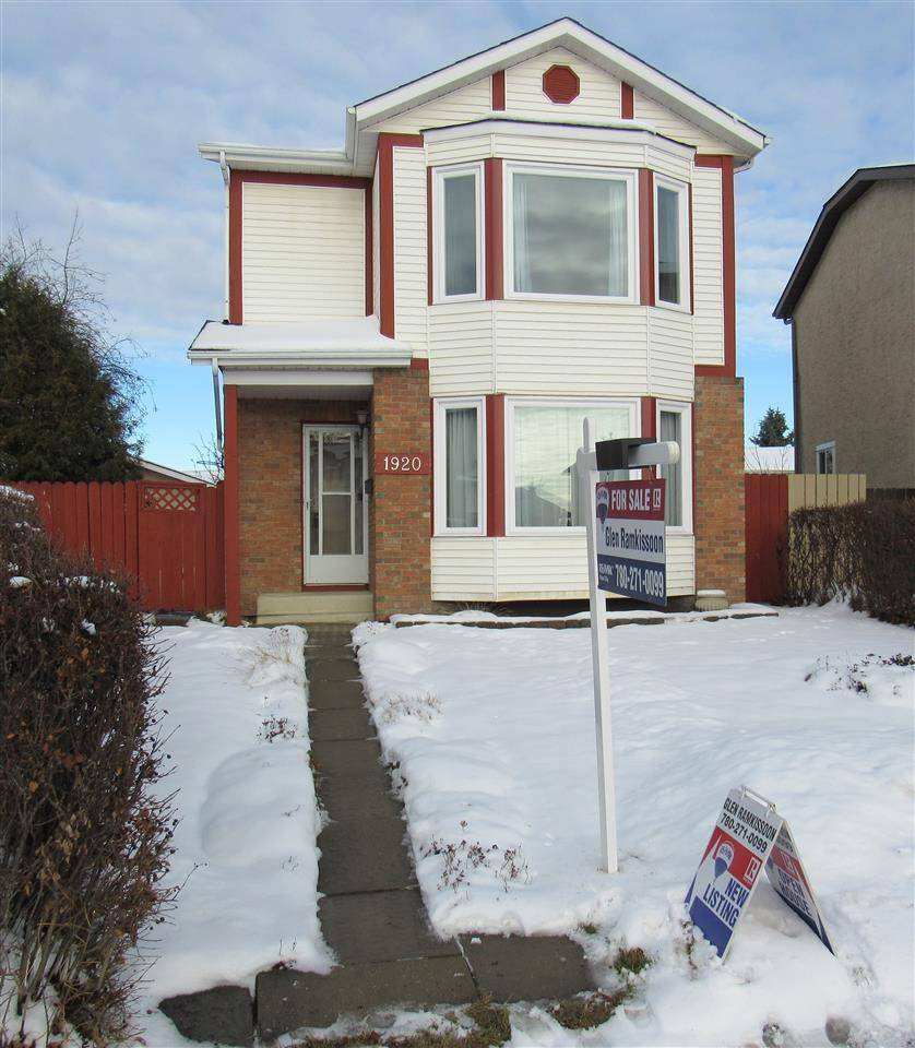 House for sale at 1920 108 St Nw Edmonton Alberta - MLS: E4179799