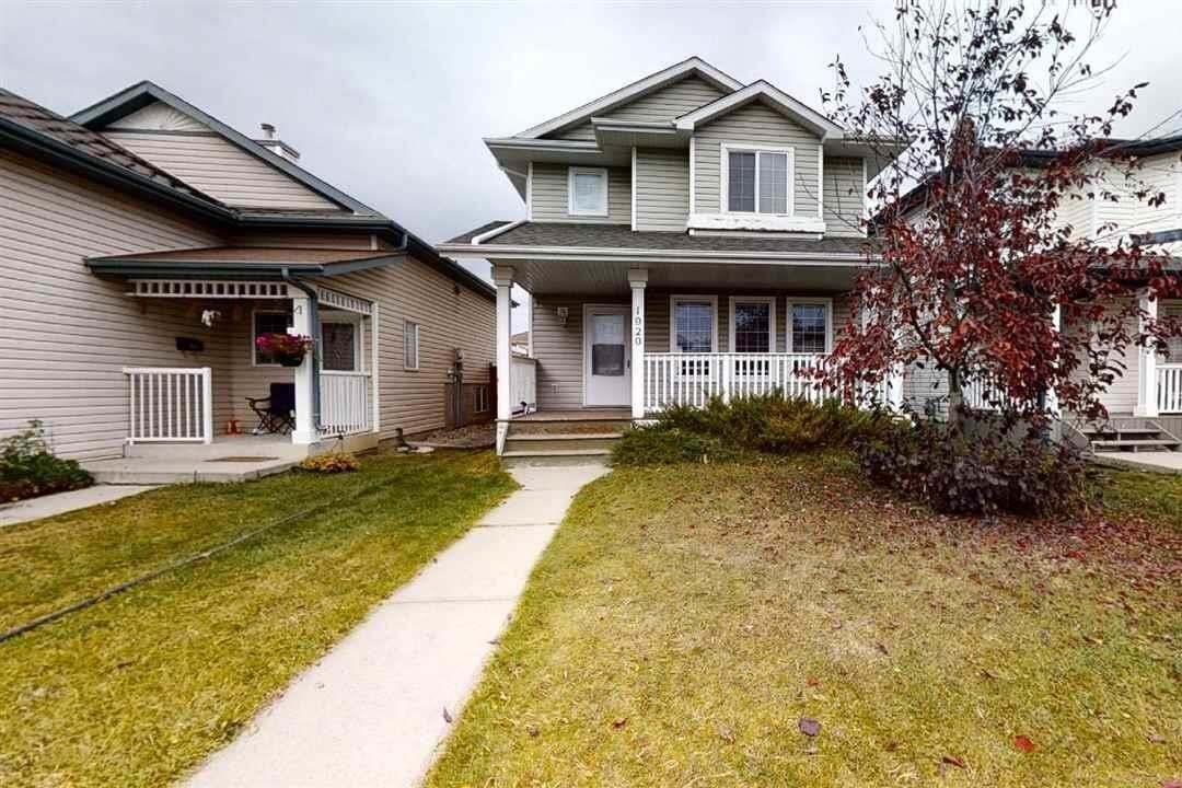 House for sale at 1920 36 Av NW Edmonton Alberta - MLS: E4216976