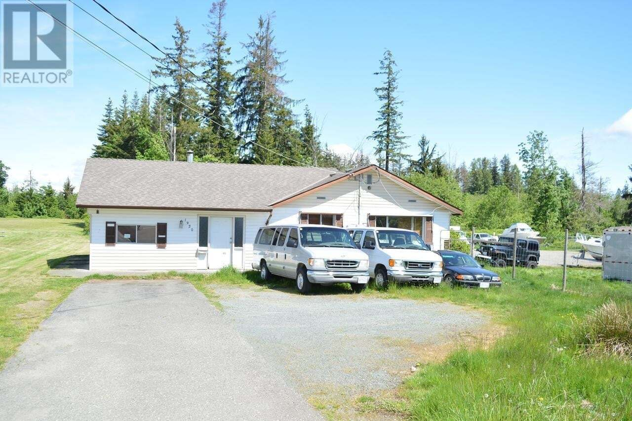 House for sale at 1920 Willis  Campbell River British Columbia - MLS: 839752