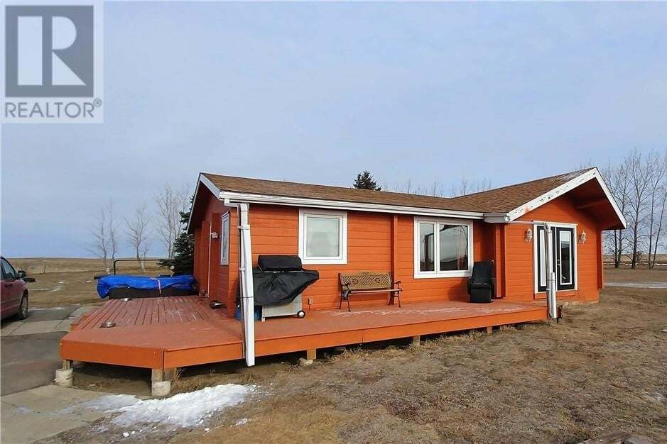 Home for sale at 19214 Range Road 11 Rd Rural Cypress County Alberta - MLS: mh0189745