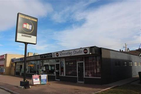Commercial property for sale at 1922 37 St Southwest Calgary Alberta - MLS: C4232618