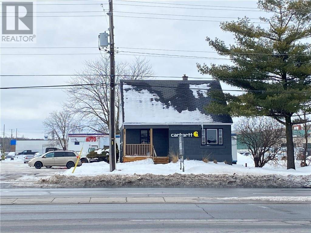Commercial property for lease at 1922 Merivale Rd Ottawa Ontario - MLS: 1185120