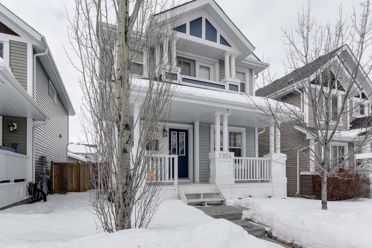 House for sale at 1924 70 St Sw Edmonton Alberta - MLS: E4190959