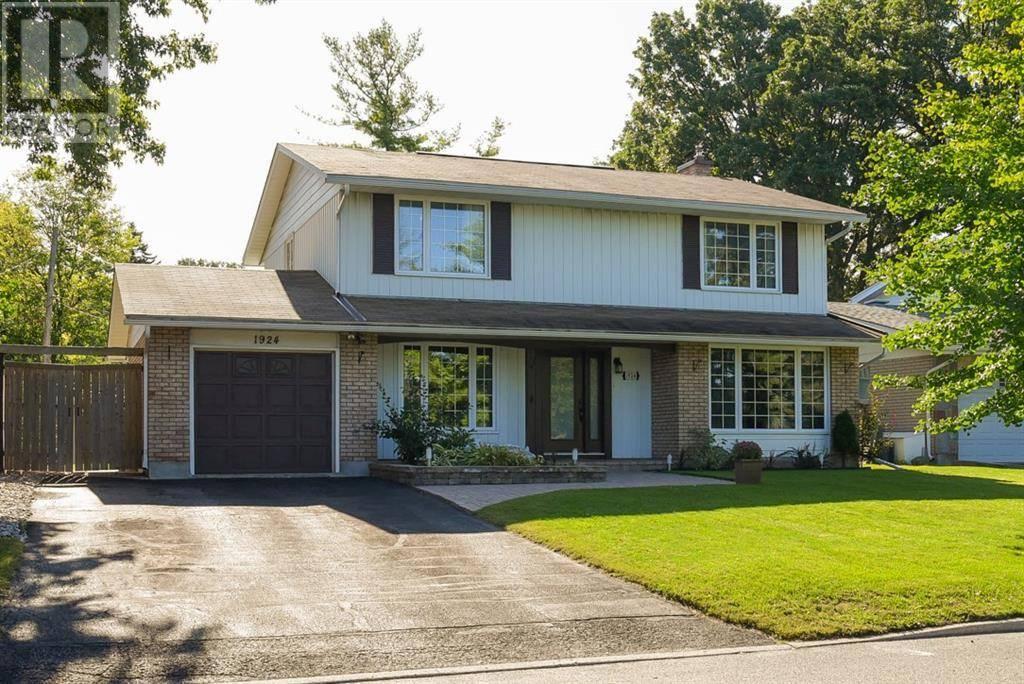 House for sale at 1924 Southampton Ct Ottawa Ontario - MLS: 1168957