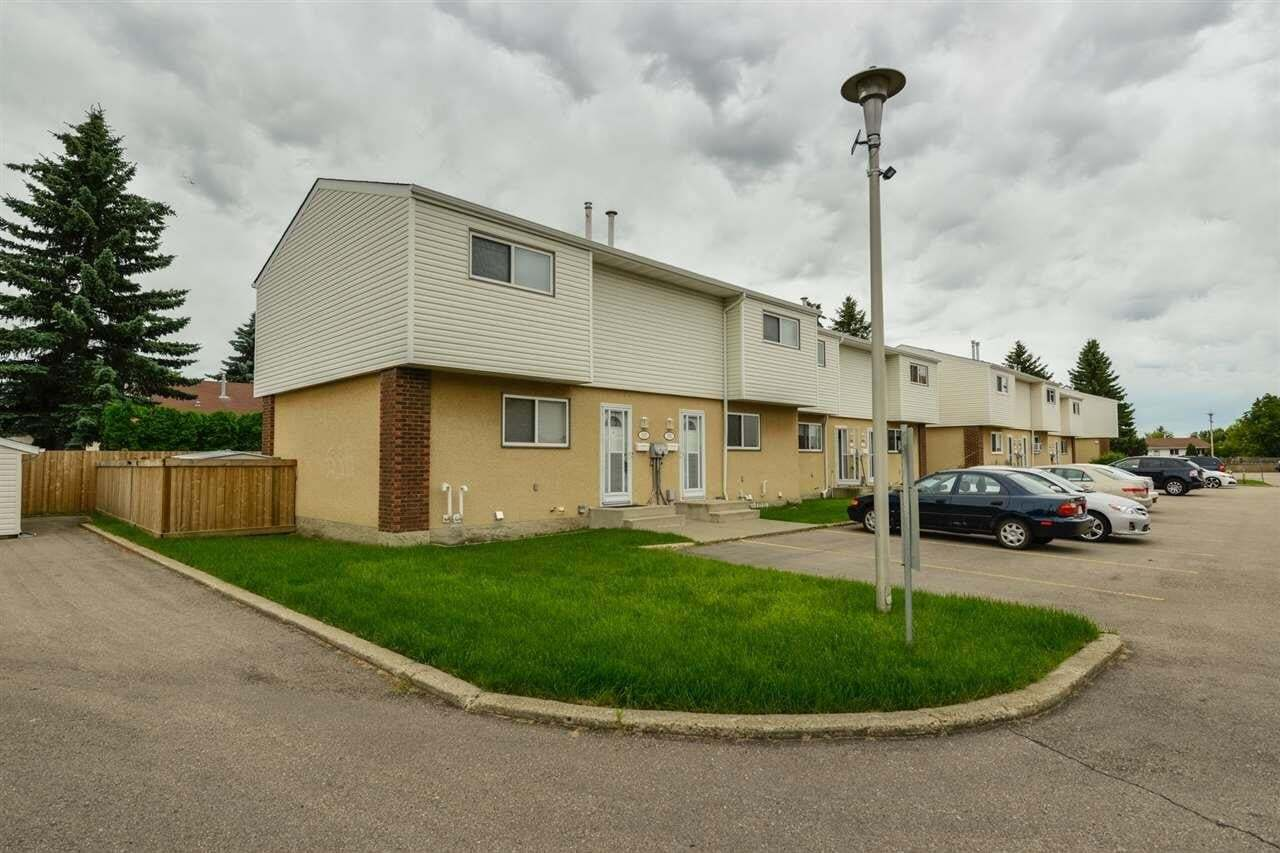 Townhouse for sale at 1925 73 St NW Edmonton Alberta - MLS: E4207707