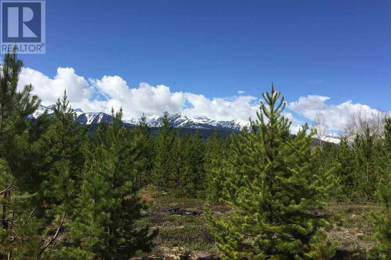 Residential property for sale at 1925 Cranberry Pl Valemount British Columbia - MLS: R2456675