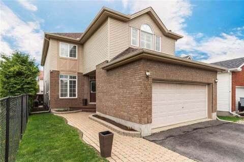 House for sale at 1926 Celeste Wy Ottawa Ontario - MLS: 1193645