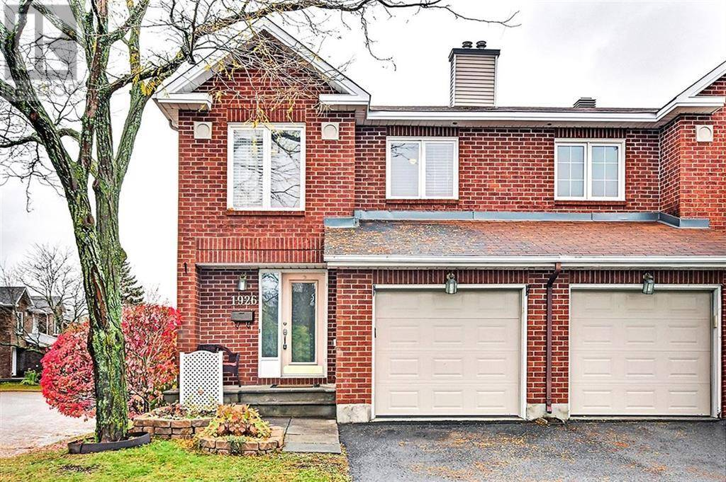 Townhouse for sale at 1926 Summerfields Cres Ottawa Ontario - MLS: 1173898