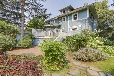 House for sale at 1926 17th Ave W Vancouver British Columbia - MLS: R2350843