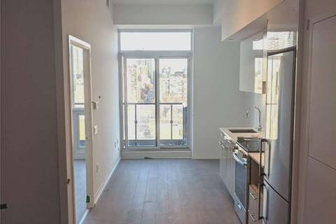 Apartment for rent at 251 Jarvis St Unit 1927 Toronto Ontario - MLS: C4734303