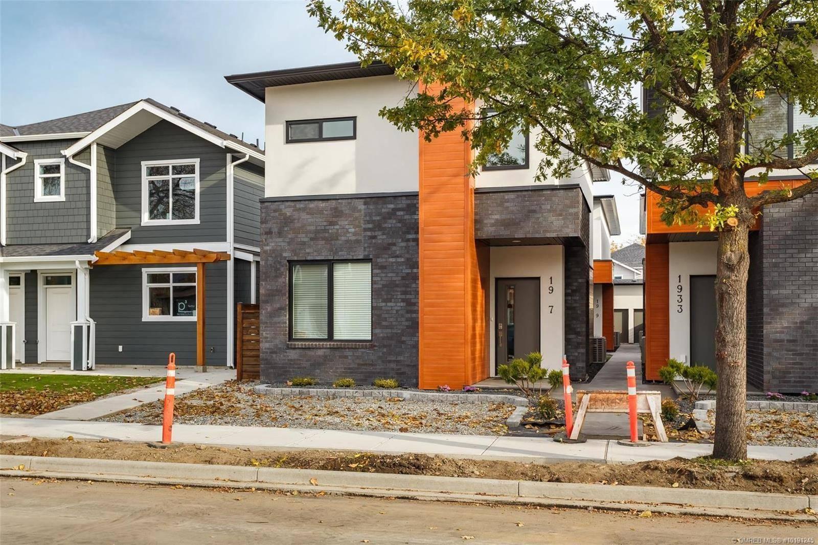 House for sale at 1927 Ethel St Kelowna British Columbia - MLS: 10191245