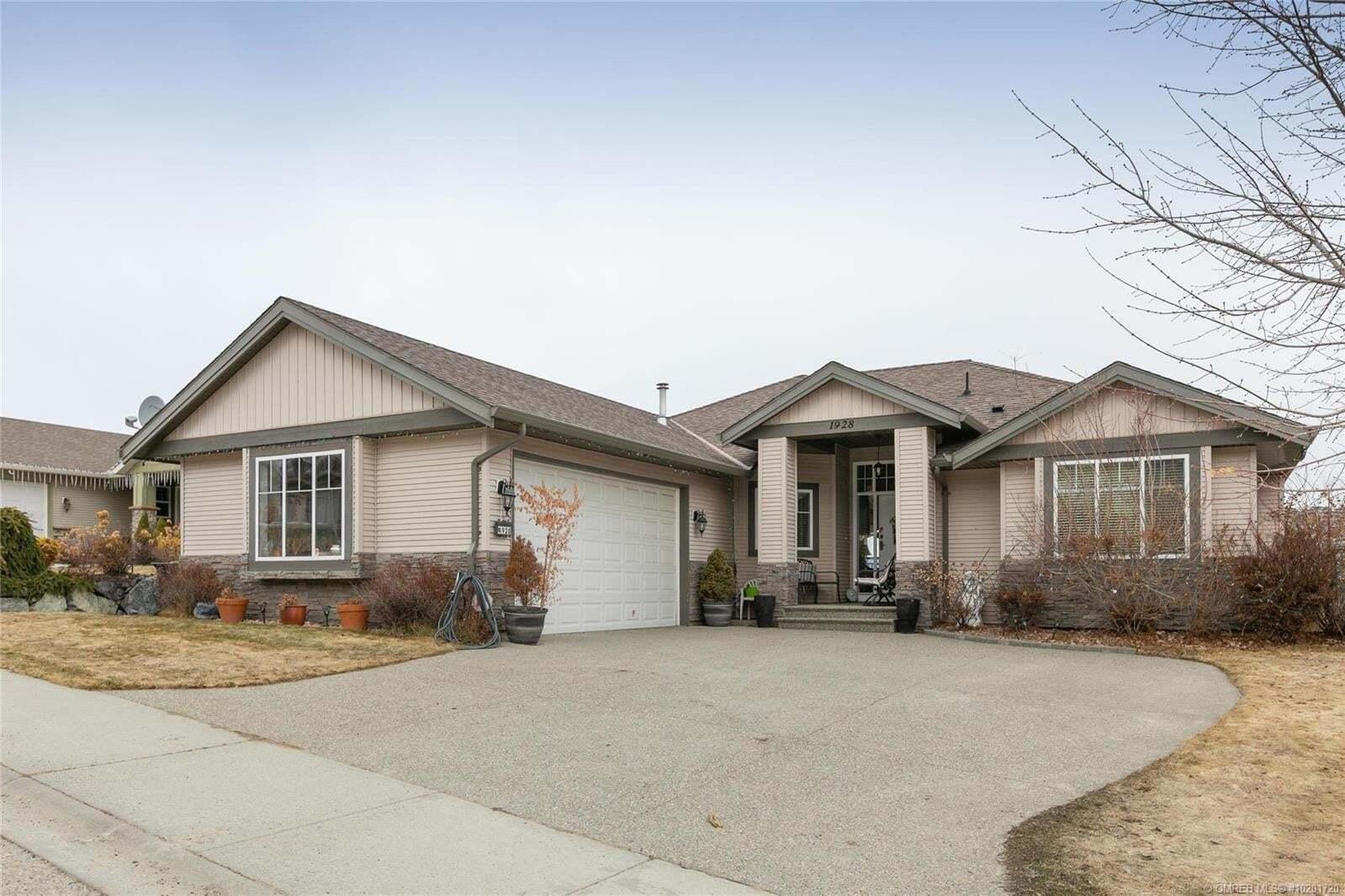 House for sale at 1928 Kloppenburg Ct Kelowna British Columbia - MLS: 10201720