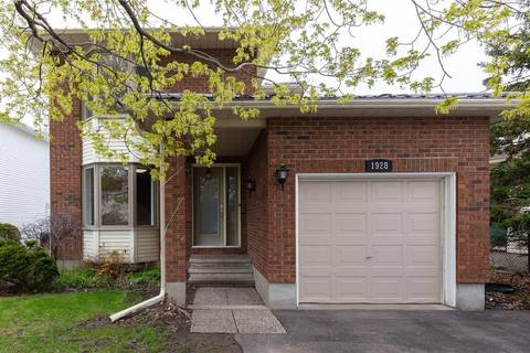 House for sale at 1928 Markwell Cres Ottawa Ontario - MLS: 1152333