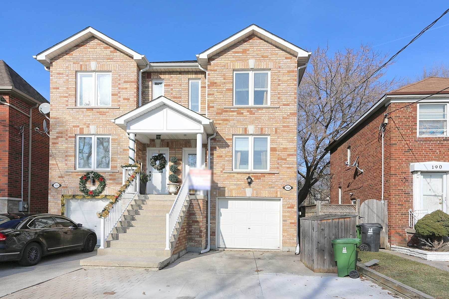 House for sale at 192 Cameron Avenue Toronto Ontario - MLS: W4324255
