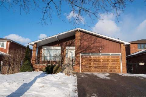 House for sale at 193 Antigua Rd Mississauga Ontario - MLS: W4797909