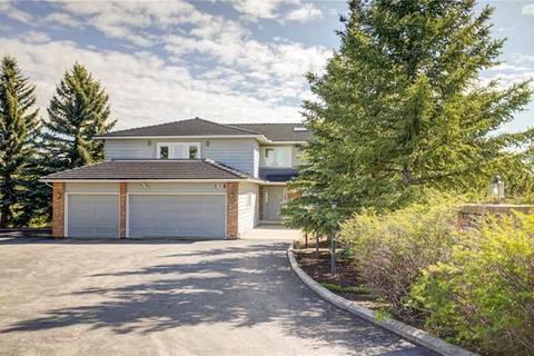 House for sale at 193 Blueridge Ri Northwest Rural Rocky View County Alberta - MLS: C4235212