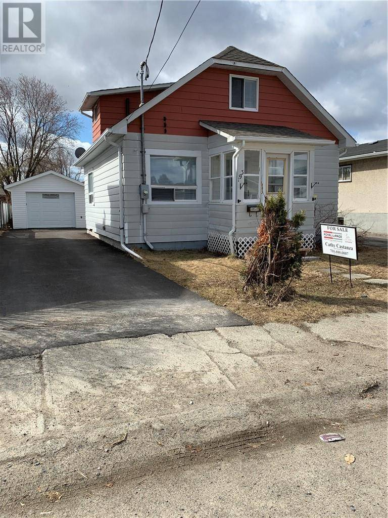 House for sale at 193 Dell St Sudbury Ontario - MLS: 2083785