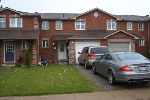 Townhouse for sale at 193 Dunsmore Ln Barrie Ontario - MLS: S4487226