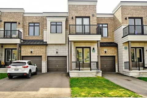 Townhouse for sale at 193 Elyse Ct Aurora Ontario - MLS: N4583006