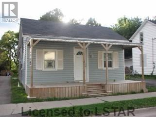 For Sale: 193 Frank Street, Lucan, ON | 1 Bed, 1 Bath House for $109,900. See 5 photos!