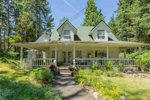 House for sale at 193 Georgina Point Rd Mayne Island British Columbia - MLS: R2421977