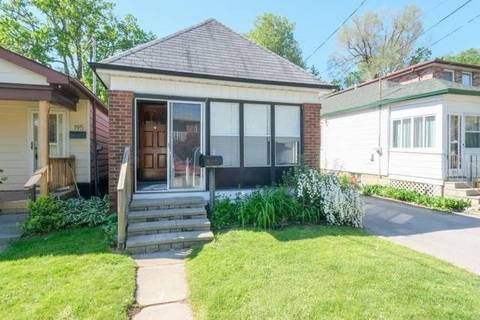 House for sale at 193 Holborne Ave Toronto Ontario - MLS: E4484243