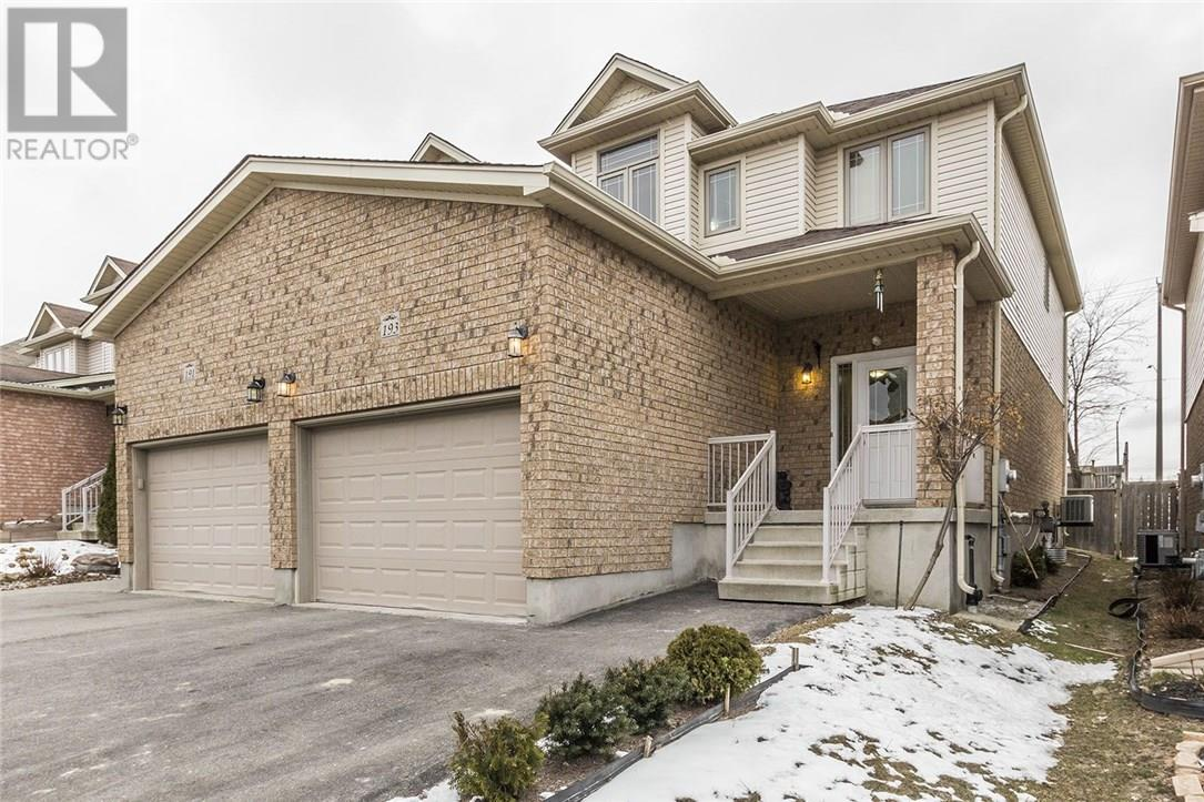 For Rent: 193 Huck Crescent, Kitchener, ON | 3 Bed, 3 Bath House for $1,850. See 1 photos!