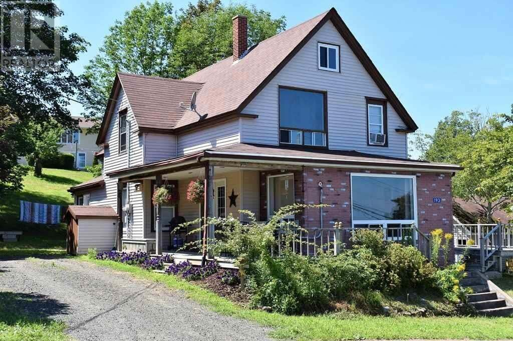 House for sale at 193 King St Digby Nova Scotia - MLS: 202005629