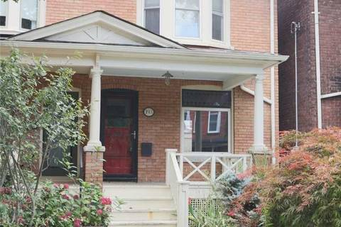 Townhouse for rent at 193 Macdonell Ave Toronto Ontario - MLS: W4587787