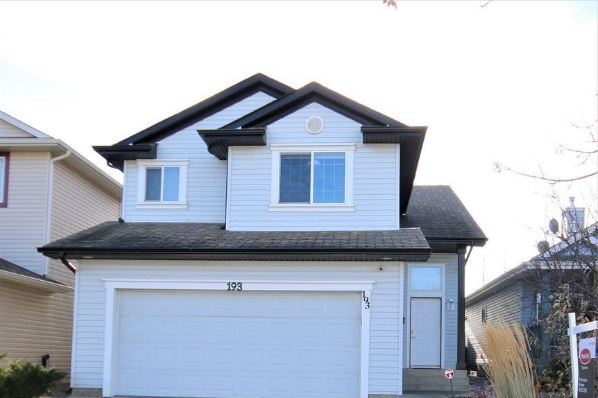 House for sale at 193 Macewan Rd SW Edmonton Alberta - MLS: E4220159