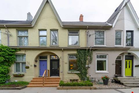 Townhouse for sale at 193 Marlborough Pl Toronto Ontario - MLS: C4459744