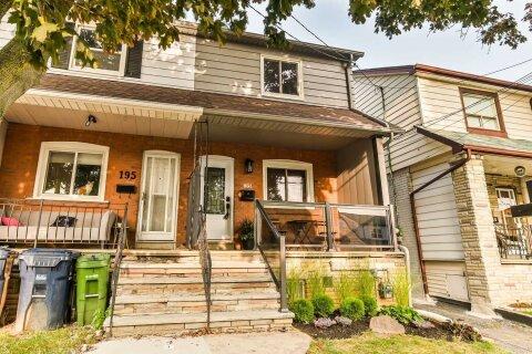 Townhouse for sale at 193 Prescott Ave Toronto Ontario - MLS: W4981089