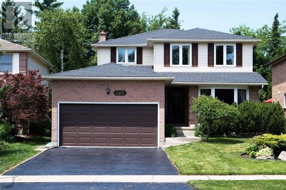 House for sale at 193 Stoke Dr Kitchener Ontario - MLS: 30818666