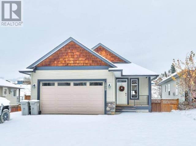 House for sale at 1930 Snowberry Cres  Kamloops British Columbia - MLS: 154923