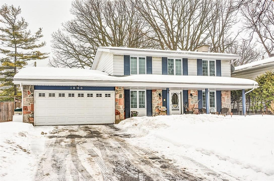 For Sale: 1930 Southampton Court, Ottawa, ON | 4 Bed, 4 Bath House for $549,900. See 30 photos!