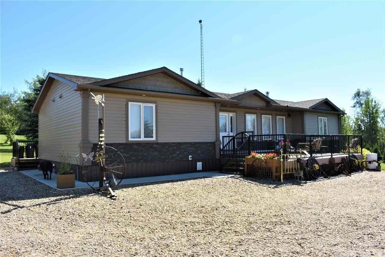 House for sale at 193032 Twp 541 Rd Rural Lamont County Alberta - MLS: E4210434