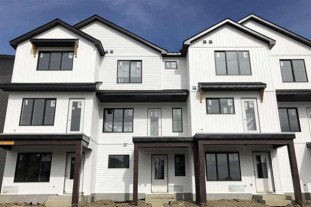 House for sale at 19308 27 Av NW Edmonton Alberta - MLS: E4212410